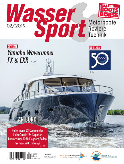 MotorBoot Magazin January 18, 2019 00:00