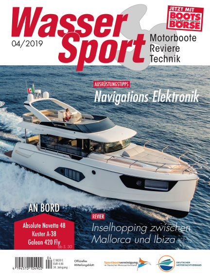 MotorBoot Magazin March 14, 2019 00:00