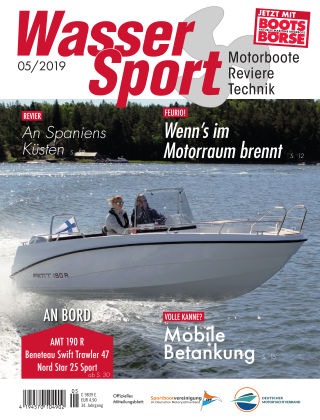 MotorBoot Magazin 5-2019