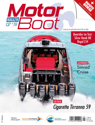 MotorBoot Magazin 7-2019