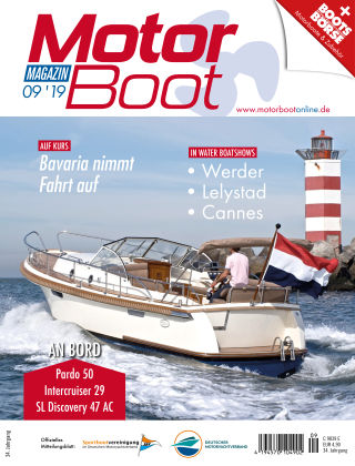 MotorBoot Magazin 9-2019