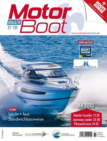 MotorBoot Magazin October 22, 2019 00:00
