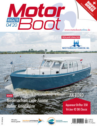 MotorBoot Magazin 4-2020