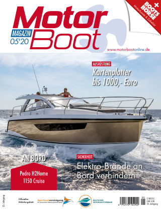 MotorBoot Magazin 5-2020