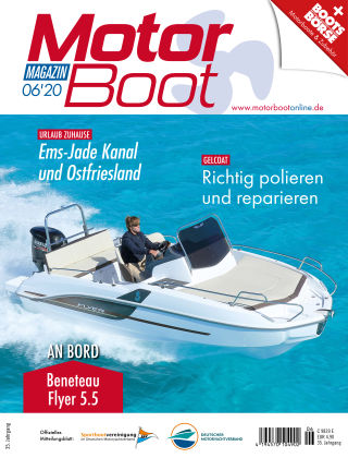 MotorBoot Magazin 6-2020