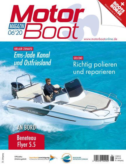 MotorBoot Magazin May 27, 2020 00:00