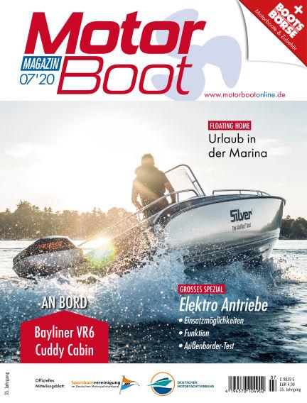 MotorBoot Magazin June 17, 2020 00:00