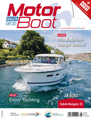 MotorBoot Magazin 8-2020