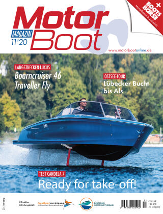 MotorBoot Magazin 11-2020