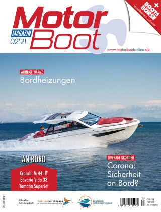 MotorBoot Magazin 2-2021