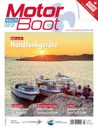 MotorBoot Magazin 3-2021