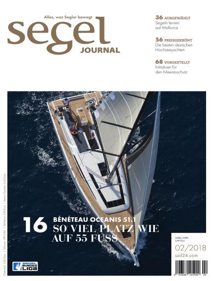 Segel Journal March 21, 2018 00:00