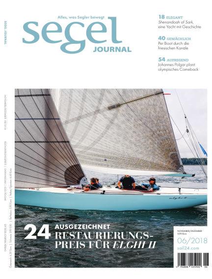 Segel Journal November 13, 2018 00:00