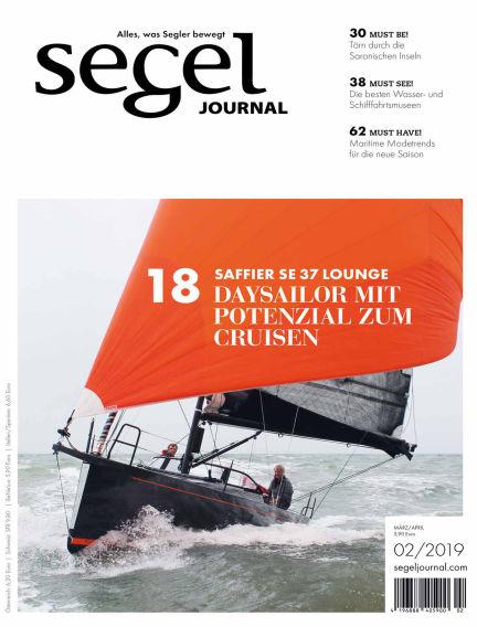 Segel Journal March 20, 2019 00:00