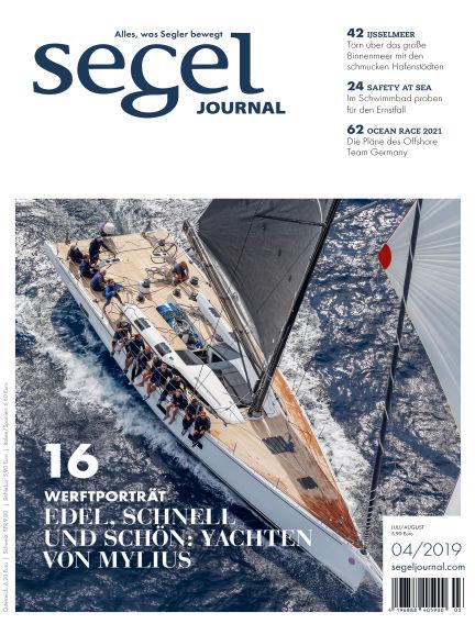 Segel Journal July 24, 2019 00:00