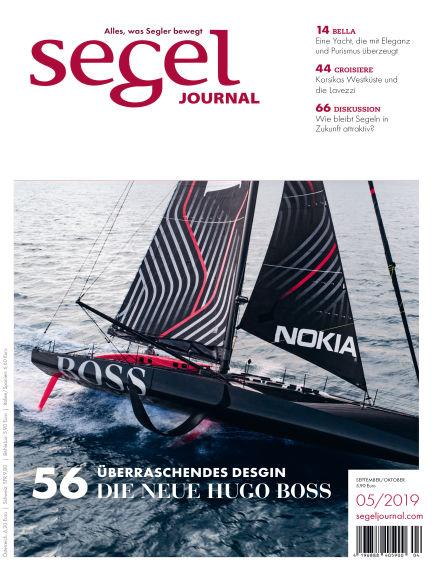 Segel Journal October 10, 2019 00:00
