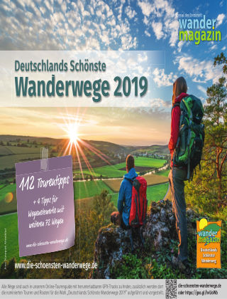 Wandermagazin 201, Special DSW