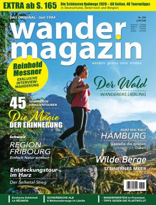 Wandermagazin 206 (Frühling 2020)