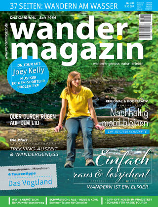 Wandermagazin 207