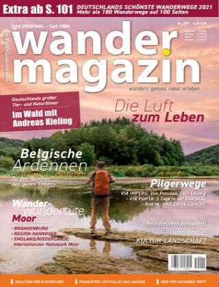 Wandermagazin 209