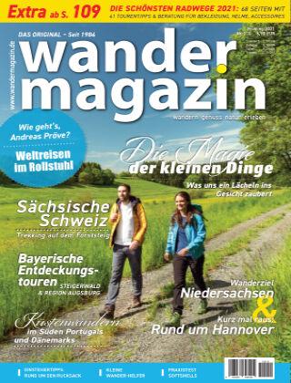 Wandermagazin 210 (Frühling 2021)