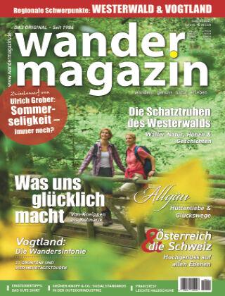 Wandermagazin 211 (Sommer 2021)