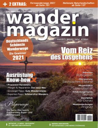 Wandermagazin 212 (Herbst 2021)