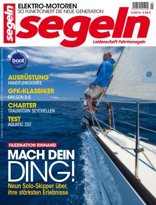 segeln Nr. 03 2016