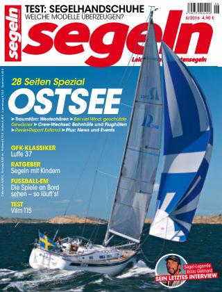 segeln Nr. 6 2016_