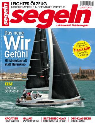 segeln Nr. 7 2016