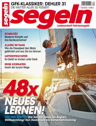 segeln Nr. 12 2016