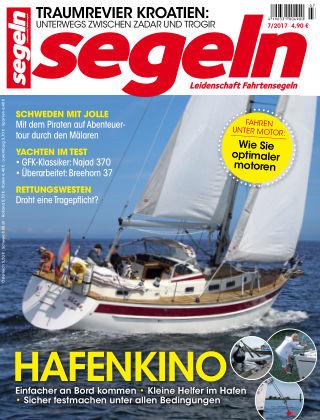 segeln Nr. 7 2017