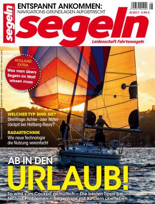 segeln Nr. 8 2017