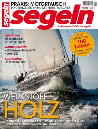 segeln Nr. 1 2018
