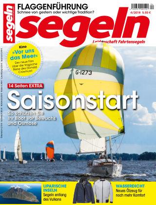 segeln Nr. 4 2018