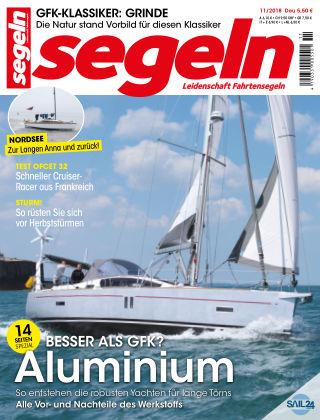 segeln Nr. 11 2018
