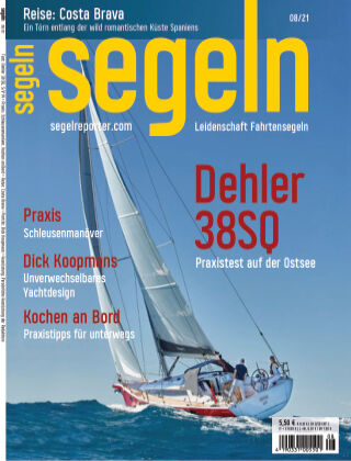 segeln 8-2021