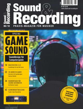Sound & Recording 06/2018