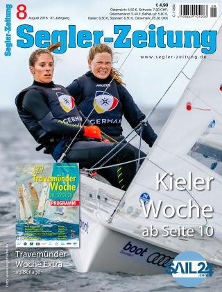Segler-Zeitung 8-2018