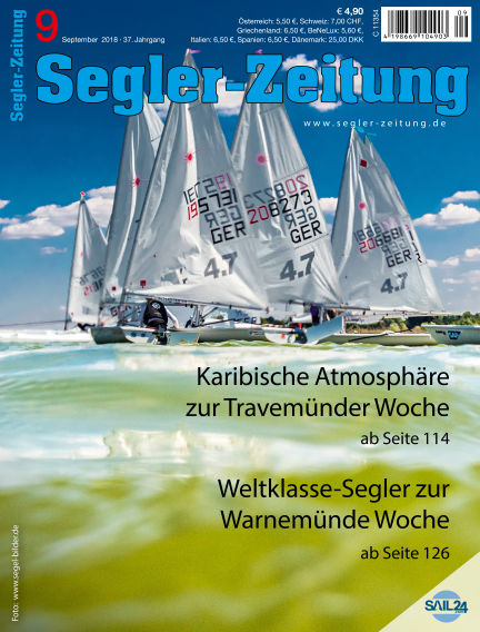 Segler-Zeitung August 22, 2018 00:00
