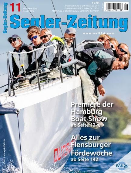 Segler-Zeitung October 17, 2018 00:00