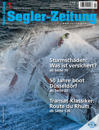 Segler-Zeitung 1-2019