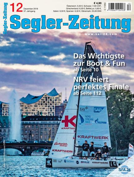 Segler-Zeitung November 21, 2018 00:00