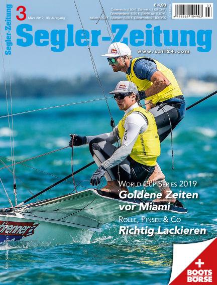 Segler-Zeitung February 20, 2019 00:00