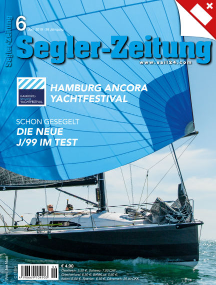 Segler-Zeitung May 22, 2019 00:00