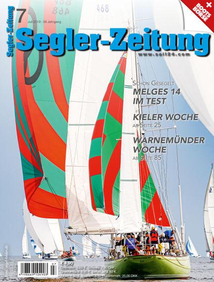 Segler-Zeitung June 19, 2019 00:00