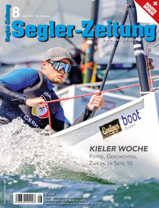 Segler-Zeitung 8-2019