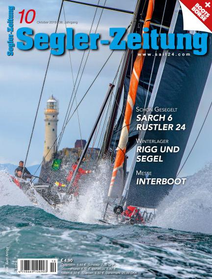 Segler-Zeitung September 18, 2019 00:00
