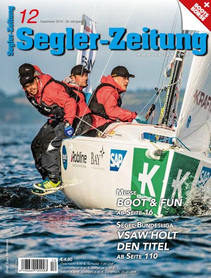 Segler-Zeitung November 20, 2019 00:00