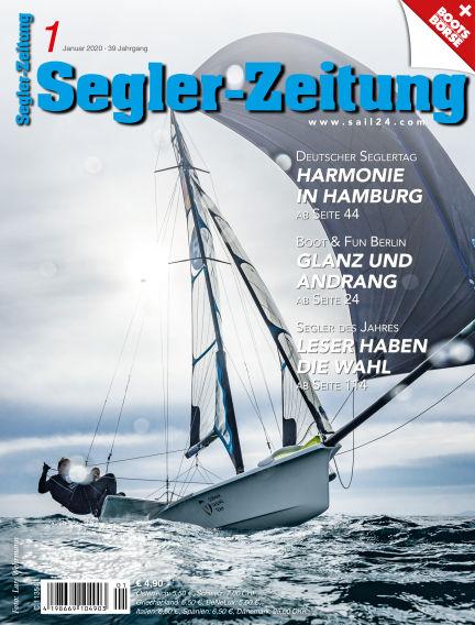 Segler-Zeitung December 18, 2019 00:00